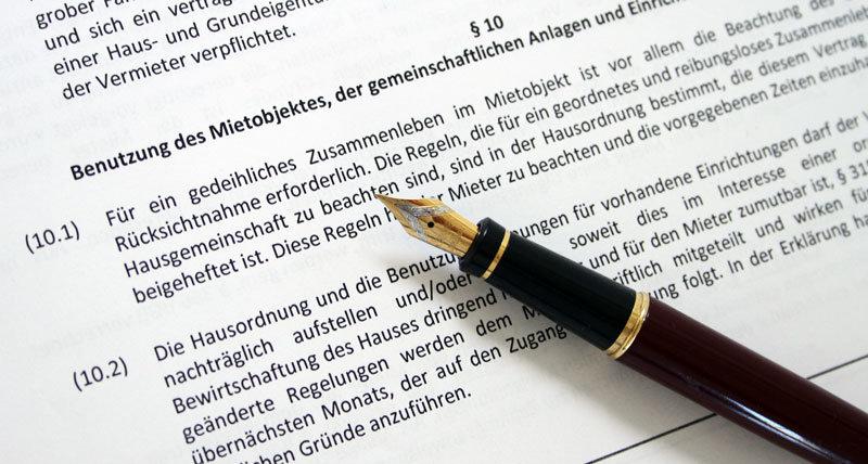 Mietvertrag: 3 hartnäckige Mythen und Irrtümer über das Mietrecht – was Mieter wissen sollten !