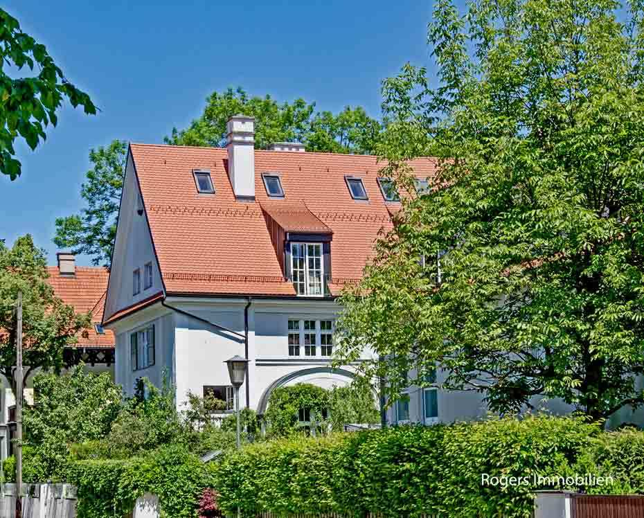 Immobilienpreise München Obermenzing ermittelt von Rogers Immobilien