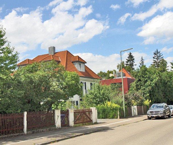 Immobilienpreise in München Hadern