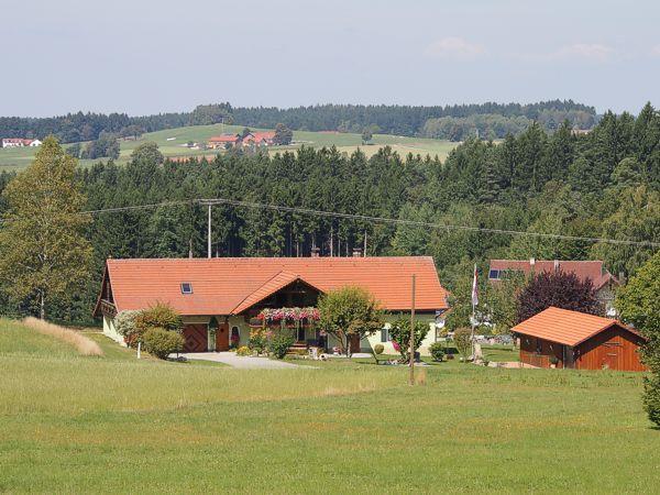 Haus mit Umgebung Wiesenfelden