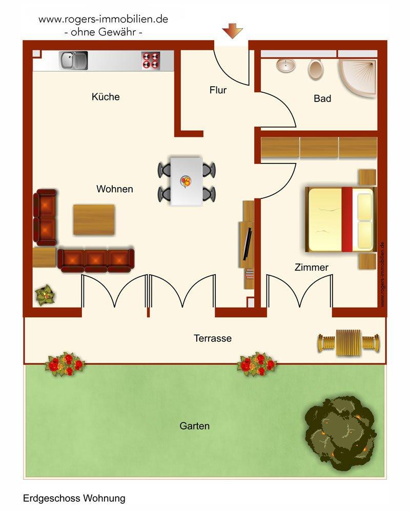 Wohnflächenberechung: leicht & verständlich