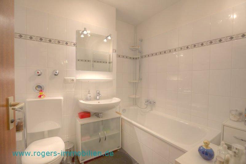 Immobilien München Wohnung Bad mit Wanne