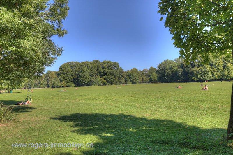 Immobilienmakler München Hausverkauf Englischer Garten