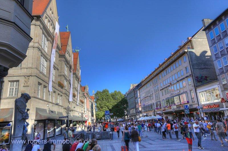 Immobilienmakler München Kaufinger Straße