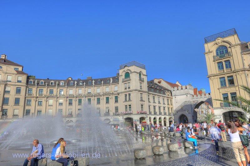 Immobilienmakler München Stachus Hausverkauf