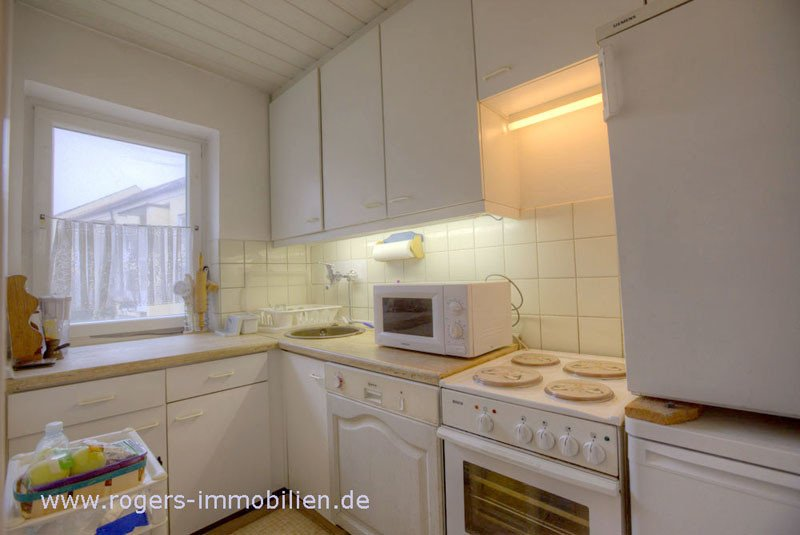 München Immobilien Sendling Separate Kueche