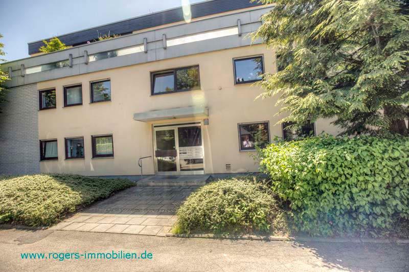 München Solln Büro Hausansicht