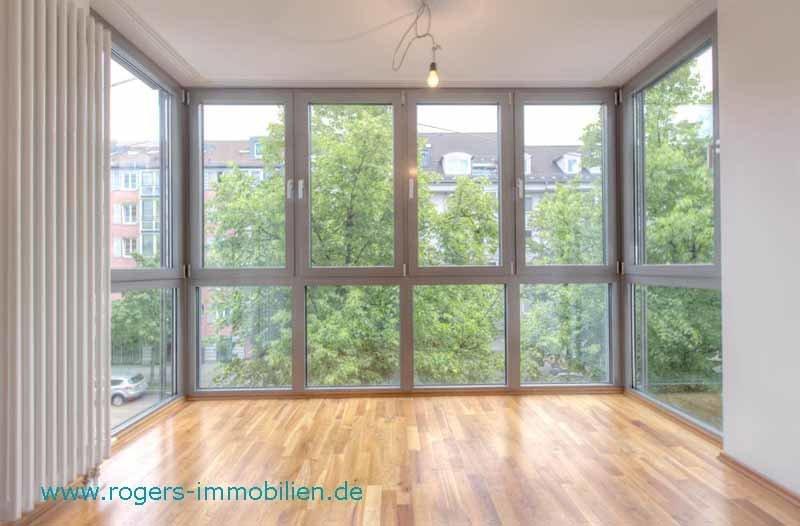 Immobilien München Sendling Wohnung Lichtdurchflutet Wohnen
