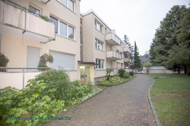 München Giesing Mietwohnung Zugang zum Haus