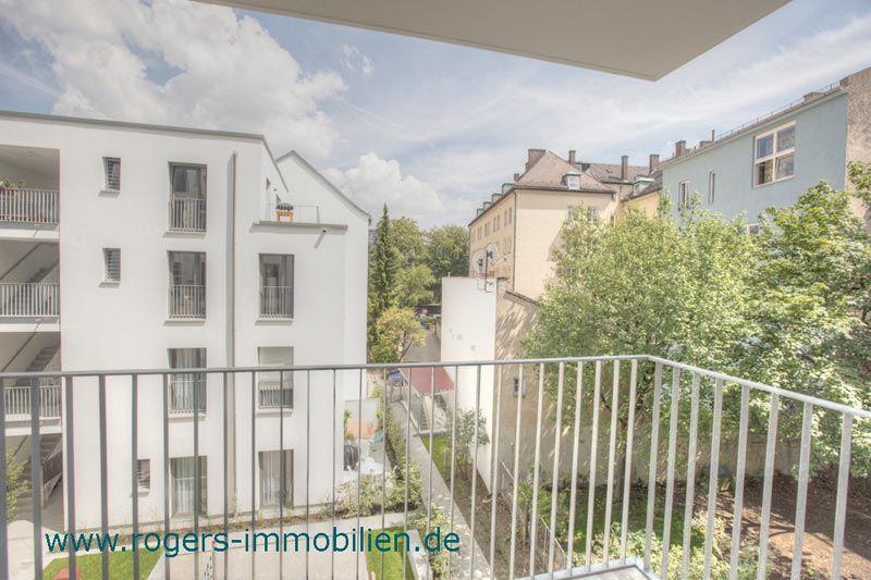 Erstbezug: Edle Wohnung in Ludwigsvorstadt