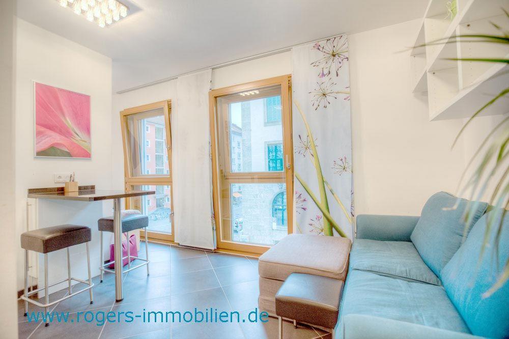 Maxvorstadt: Elegante Wohnung an der TU