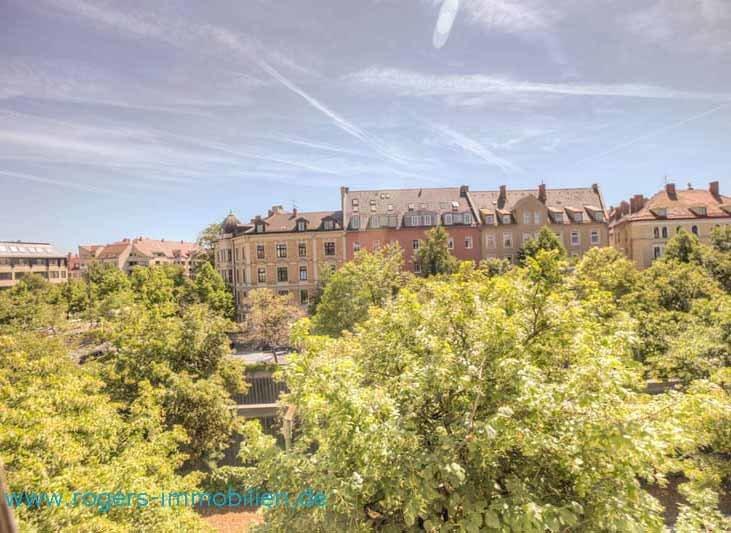 Neuhausen: gemütliche 2 Zi-Wohnung mit Parkett