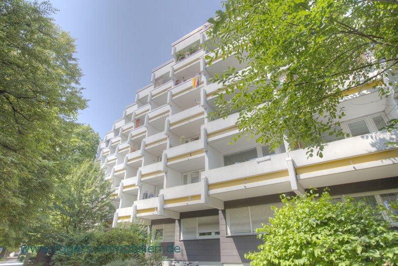 München Thalkirchen Wohnung zum Kauf Außenansicht