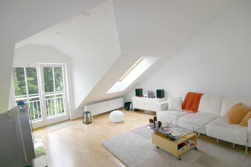 Gröbenzell Wohnung zur Miete Blick ins Wohnzimmer