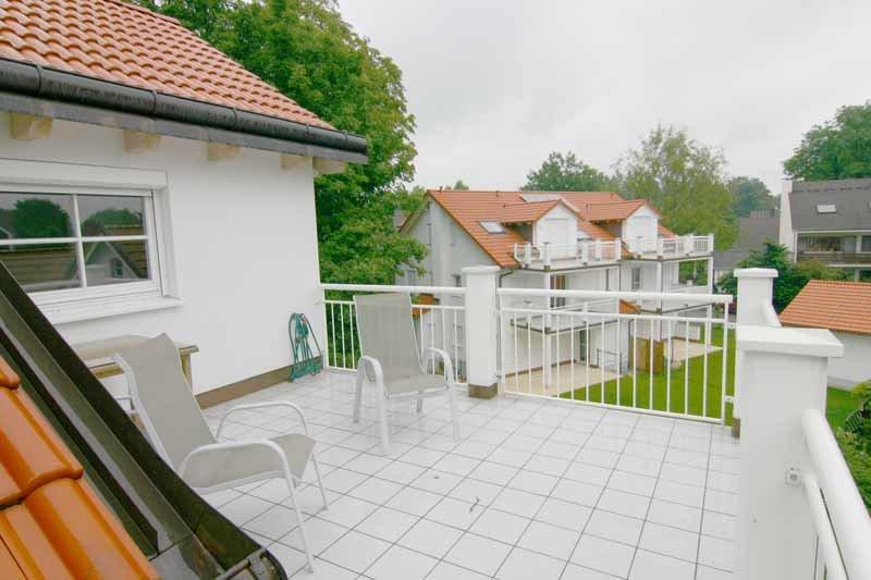 Tolle DG-Wohnung mit großer Terrasse