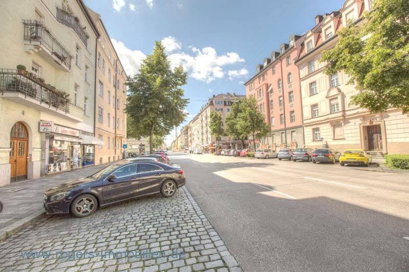 München Schwabing Wohnung zum Kauf Schleißheimer Straße