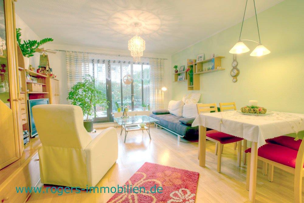 Anschauen & Wohlfühlen: Wohnung mit Terrasse