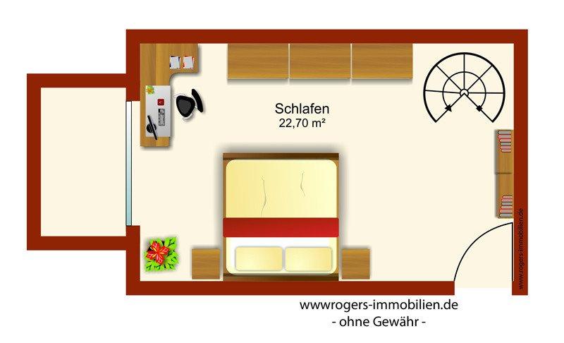 München Laim Wohnung Grundriss-UG