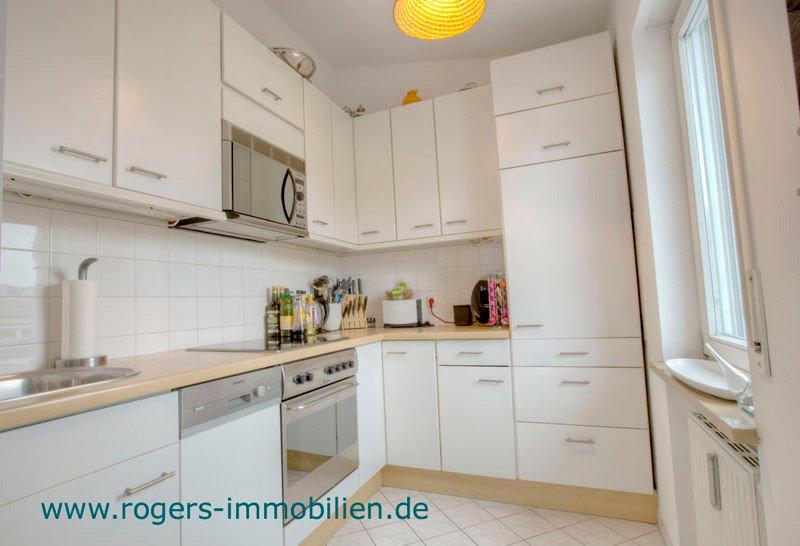 München Pasing Immobilienmakler Wohnung mieten Küche mit EBK