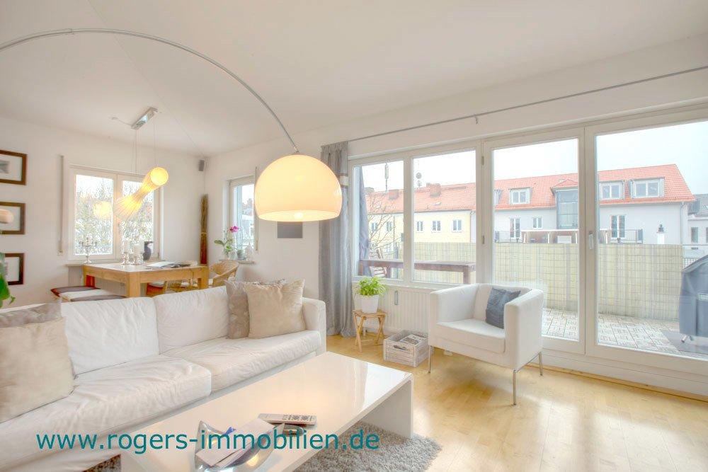 Pasing: Tolle DT-Wohnung mit perfekter Ausstattung