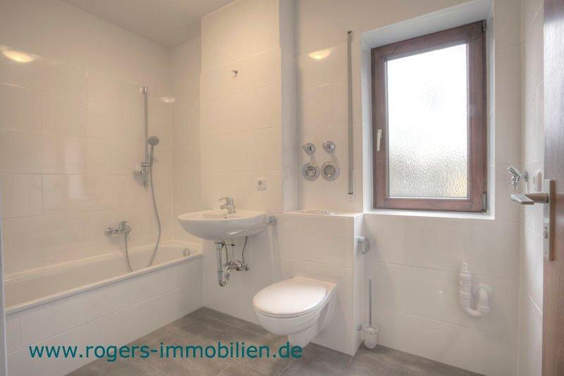 München Schwabing Immobilienmakler Wohnung mieten Bad mit Fenster