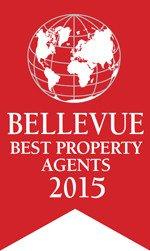 Bellevue Auszeichnung, Best Property Agents 2015
