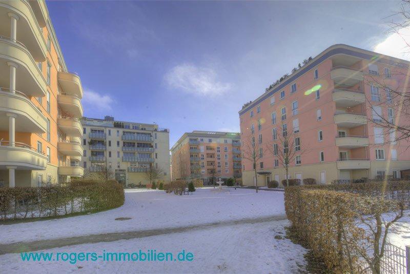 München Haidhausen Immobilienmakler Gartenwohnung Moderne Architektur-2