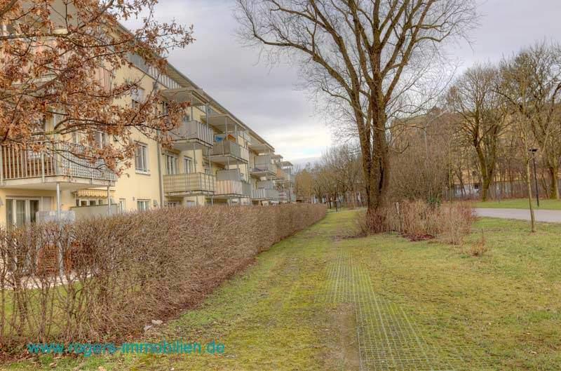 Neubiberg Immobilienmakler Wohnung kaufen Außenansicht