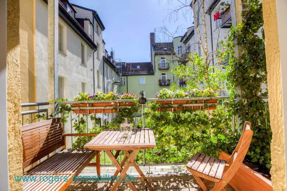 Excellent renovierte Altbauwohnung im Franzosenviertel