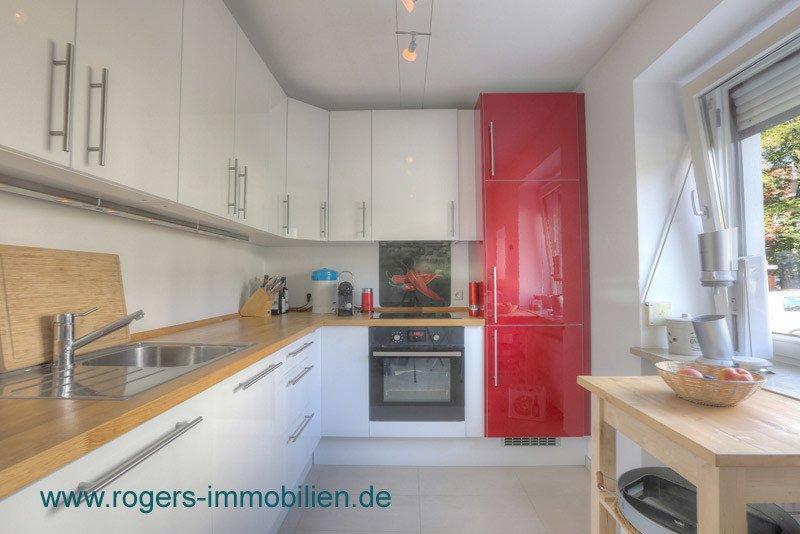 München Obersendling Immobilienmakler Wohnung Neuwertige EBK