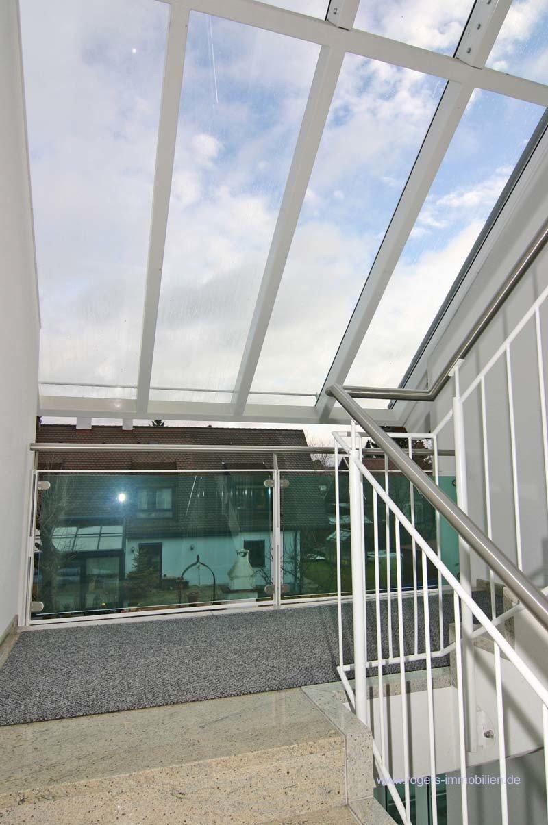 Zu vermieten, Forstenried Ost, 3 Zi-Wohnung mit ca. 71 qm, Treppenhaus