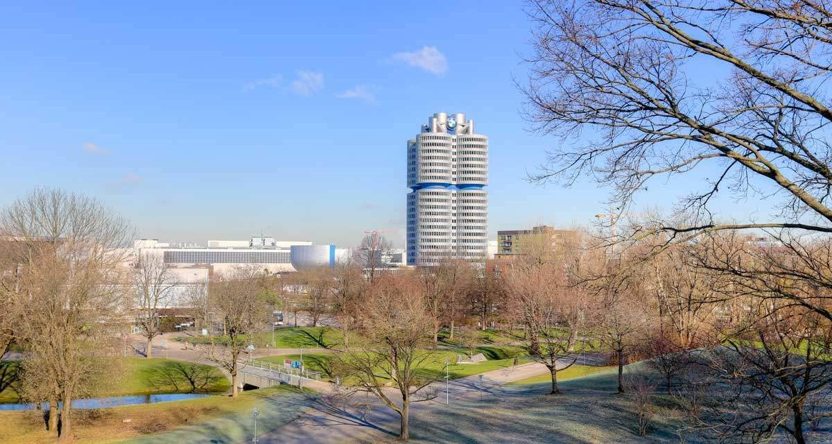 Praktische Wohnung Nähe BMW