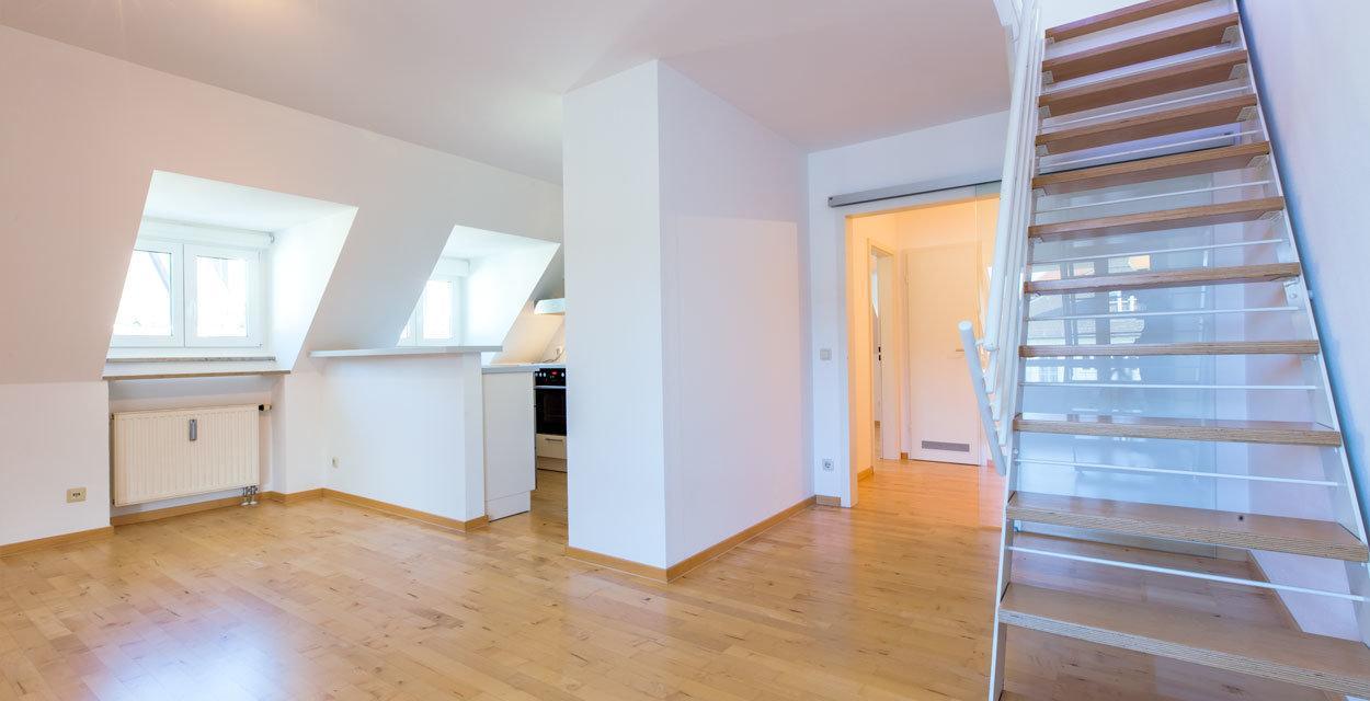 Thalkirchen: Edle Maisonette Wohnung unweit der Isar