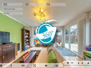 Virtuelle Rundgänge als Serviceleistung von Rogers Immobilien, München