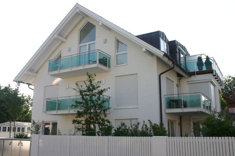 Zu vermieten, Forstenried Ost, 3 Zi-Wohnung mit ca. 71 qm, Außenansicht