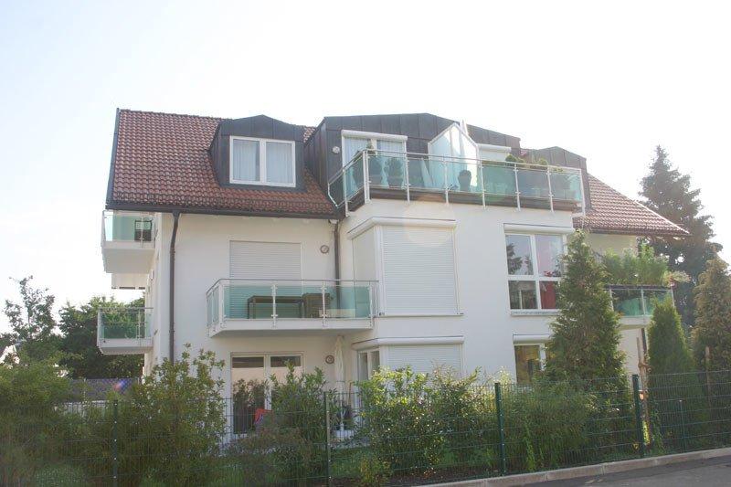 Zu vermieten, Forstenried Ost, 3 Zi-Wohnung mit ca. 71 qm, Außenansicht 2