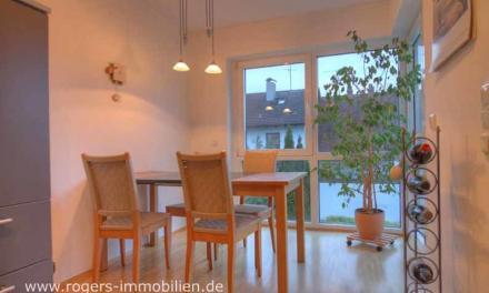 Elegante Wohnung mit sehr guter Ausstattung