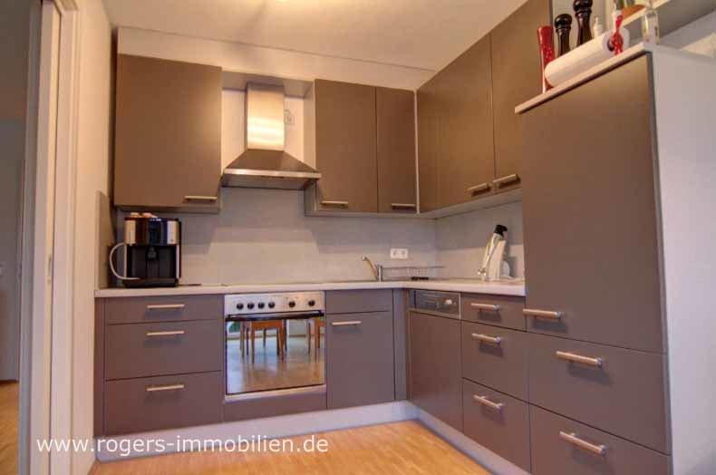 Zu vermieten, Forstenried Ost, 3 Zi-Wohnung mit ca. 71 qm, Küche