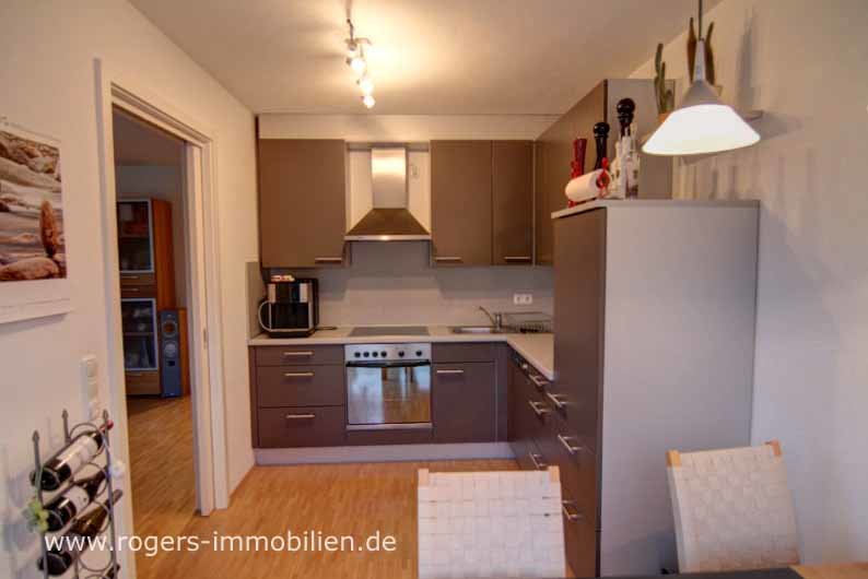 Zu vermieten, Forstenried Ost, 3 Zi-Wohnung mit ca. 71 qm, mit EBK