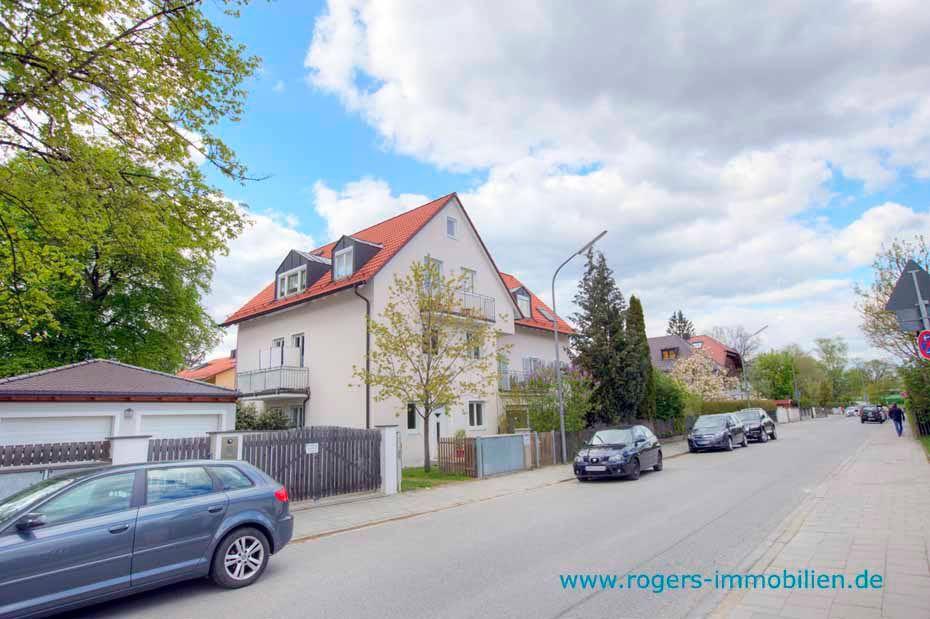 München Trudering Dachgeschosswohnung mieten Umgebung