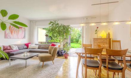 Charmantes Haus mit schönem Garten, liebevoll renoviert