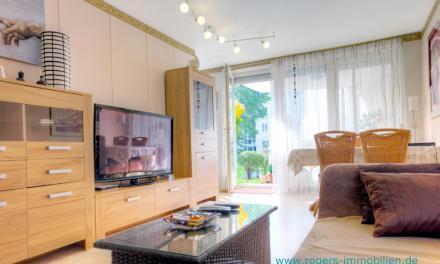 Gepflegte Wohnung mit sehr gutem Grundriss