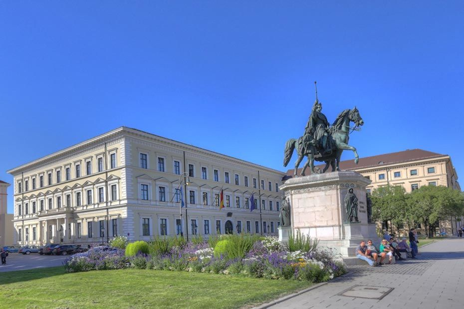 München Hofgarten