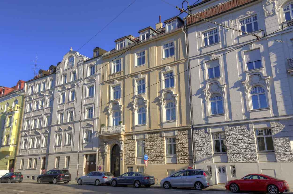 Immobilienpreise in München ermittelt von Rogers Immobilien.