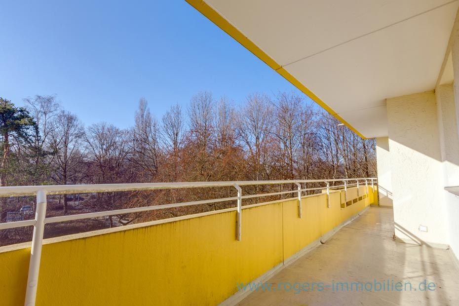 München Perlach Immobilienmakler, Wohnung, Balkon 2