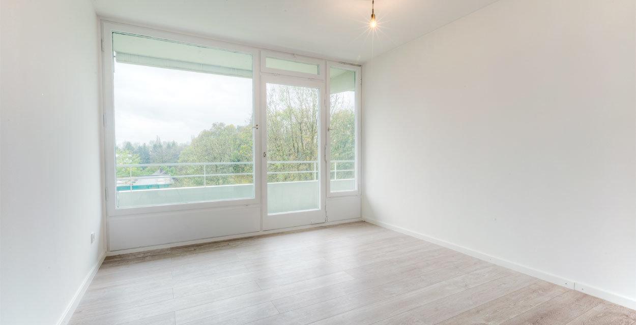 Bogenhausen: Helle Wohnung in ruhiger Lage mit sehr gutem Schnitt