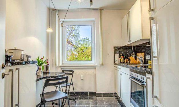 Maxvorstadt: Attraktive 3 Zimmer Wohnung mit guter Ausstattung