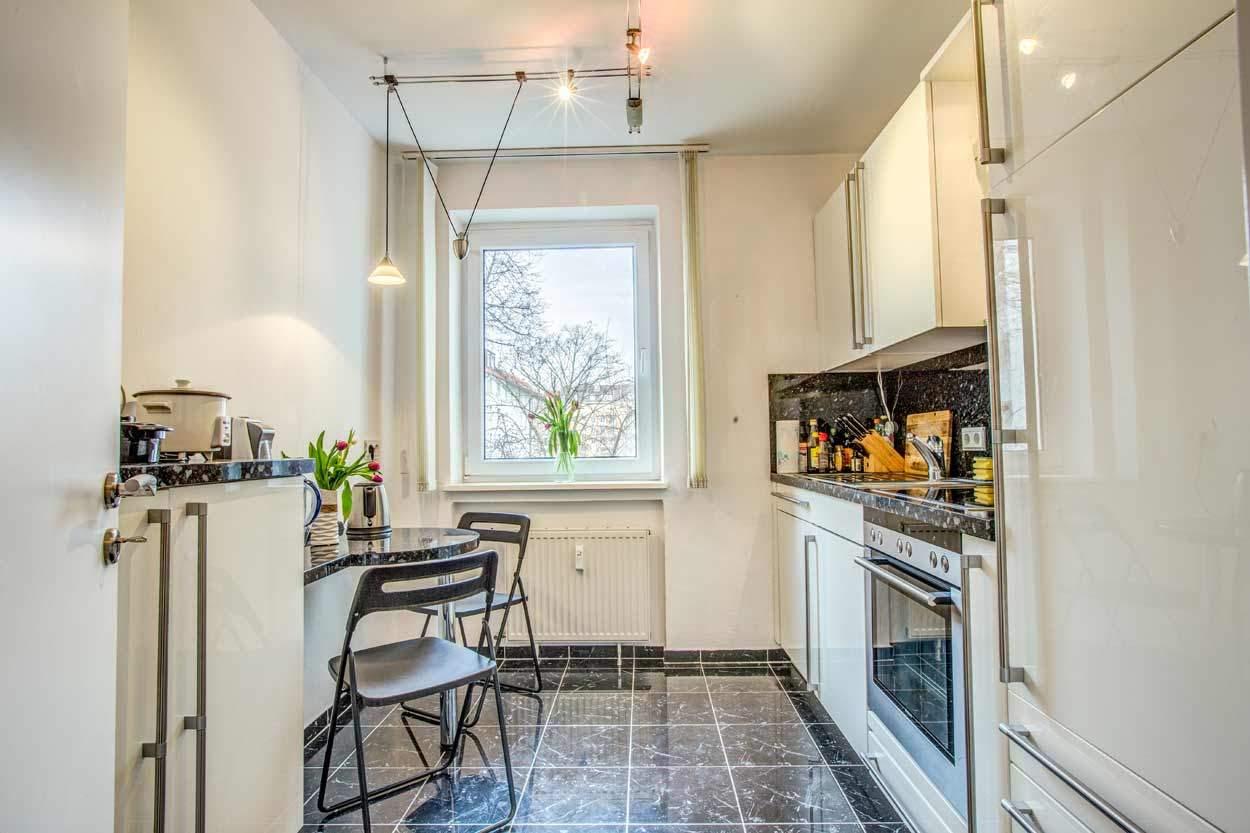 maxvorstadt 3 zimmer wohnung zum kauf mit perfekter infrastruktur. Black Bedroom Furniture Sets. Home Design Ideas