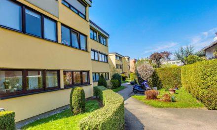 Germering: Ruhig gelegene Wohnung mit gutem Schnitt und Terrasse