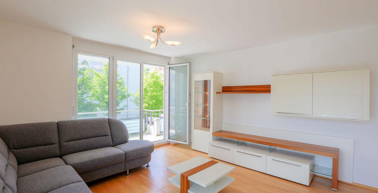 Neuwertige Wohnung mit 2 Balkonen & hochwertiger Ausstattung